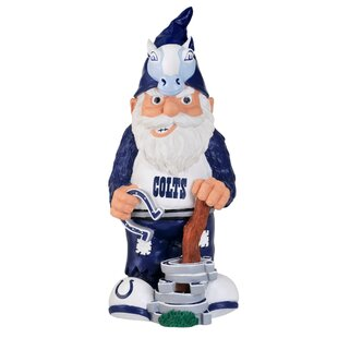 NFL Thematic Gnome Statue by Team Beans