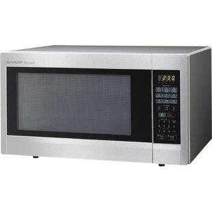 Carousel 24 2.2 cu.ft. Countertop Microwave by Sharp