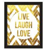 Live Laugh Love Pictures Wayfair