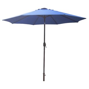 Charlton Home Rossiter 9' Market Umbrella