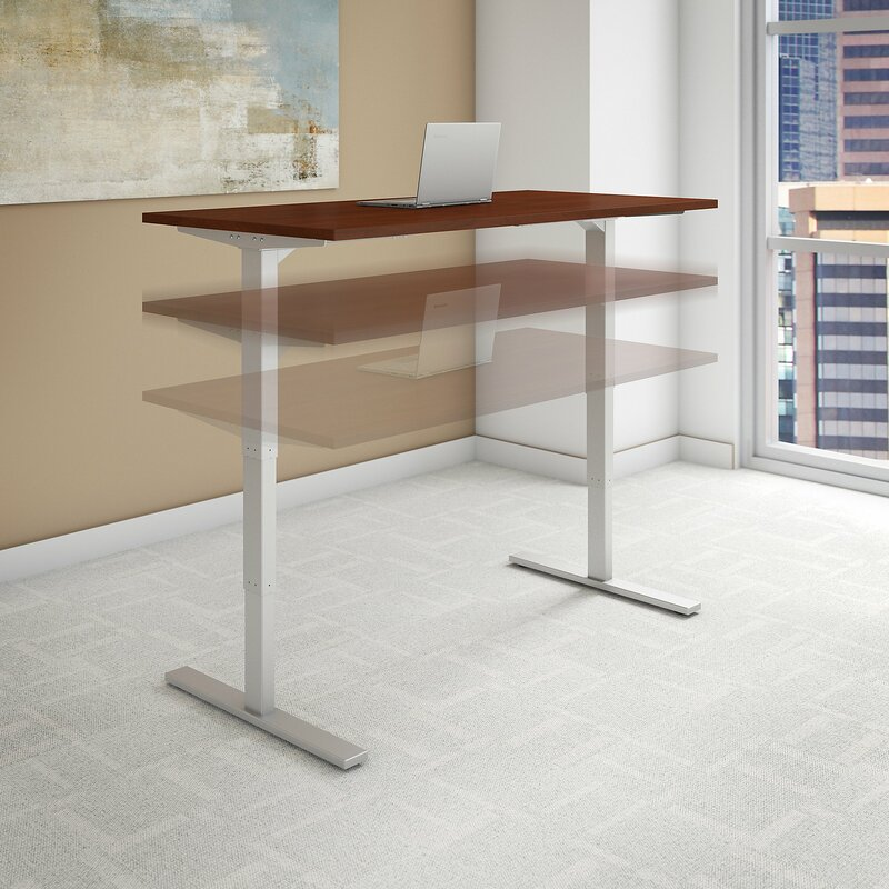 Bush Business Furniture Move 80 Series Height Adjustable Standing