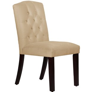Cyrus Tufted Side chair