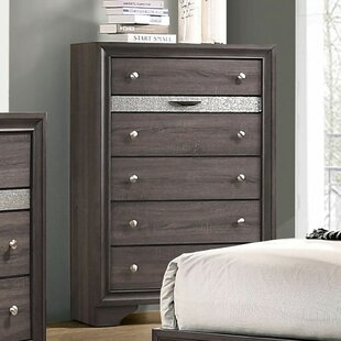 Stjean 5 Drawer Chest