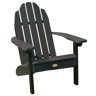 Beachcrest Home Hamptonburgh Essential Plastic Adirondack Chair