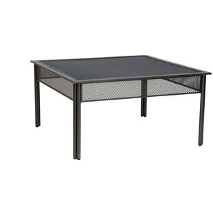 Jax Metal Coffee Table by Woodard