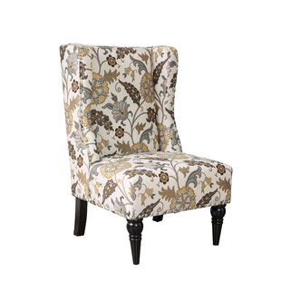 Anheuser Wingback Chair by Alcott Hill Today Only Sale