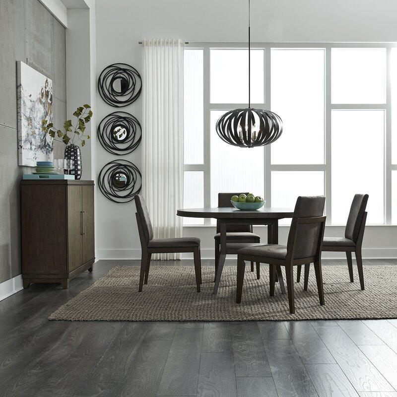 Avianna 5 Piece Extendable Dining Set Reviews Joss Main