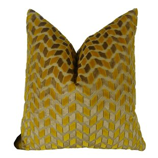 Stiles Luxury Velvet Single Sided Pillow