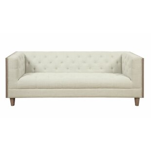 Downend Wooden Sofa by Corrigan Studio Discount