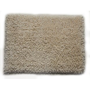 Eastcotts 100% Cotton Spray Latex Back Bath Rug by Winston Porter Looking for