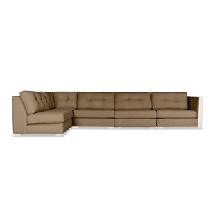 Steffi Modular Sectional by Orren Ellis Best Design