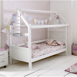 Booth European Single House Bed By Harriet Bee