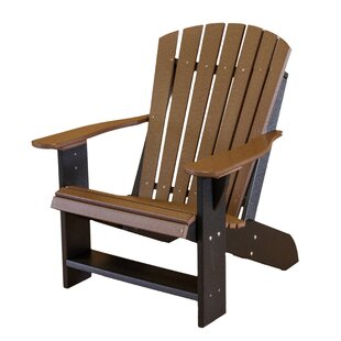 Rosecliff Heights Patricia Wood Adirondack Chair