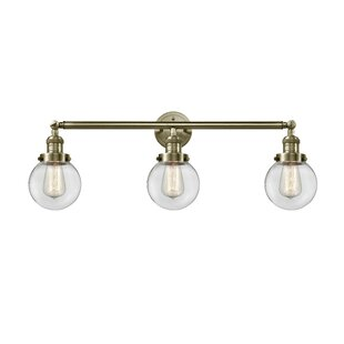 Breakwater Bay Taniya 3-Light Vanity Light