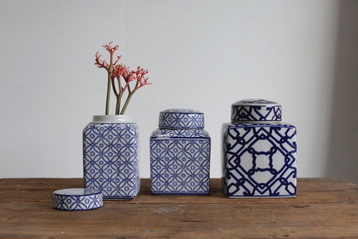 three posts decorative jar u0026 reviews wayfair