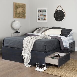 Best Reviews Ulysses Full Mate's & Captain's Bed with Drawers by South Shore Reviews (2019) & Buyer's Guide