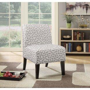 Ebern Designs Ives Slipper Chair