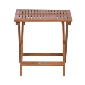 Mini Folding Side Table