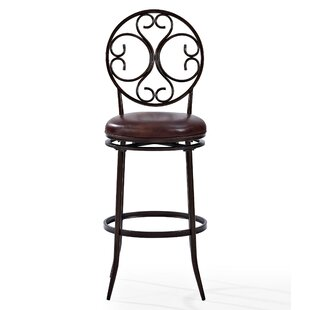 Irma 26 Swivel Bar Stool Alcott Hill