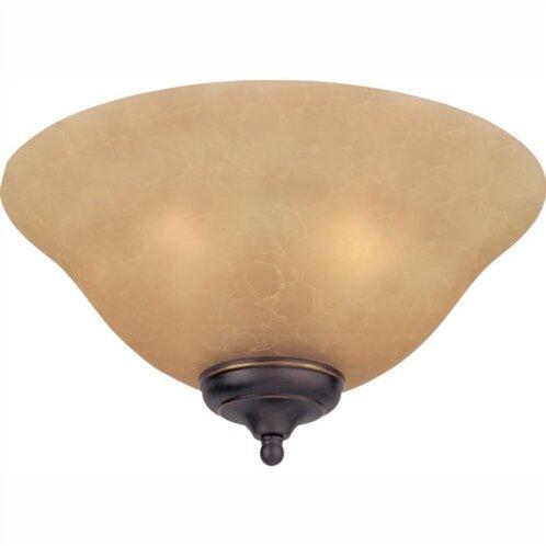 Darby Home Co Anais 3 Light Ceiling Fan Kit Or Semi Flush Mount Wayfair