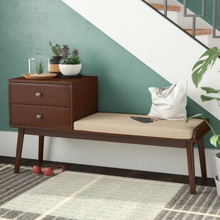 Bullock Van Dyke Upholstered Storage Bench