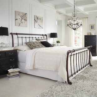 Best Price Abell Sleigh Bed by Three Posts Reviews (2019) & Buyer's Guide