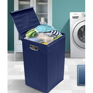 Ebern Designs Sorter Foldable Laundry Hamper