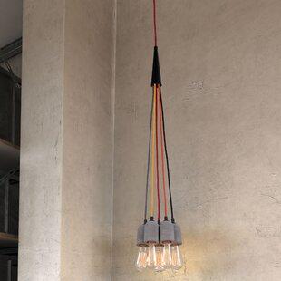 dCOR design Faith 5-Light Cluster Pendant