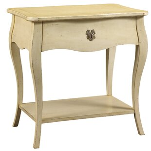 Juniata 1 Drawer Nightstand by Darby Home Co