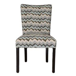 Denton Cotton Parson Chair (Set Of 2) by Sole Designs 2019 Sale
