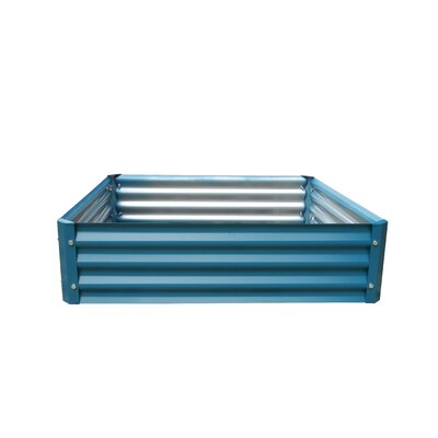 Freeport Park Galvanized Coloured Raised Garden Bed