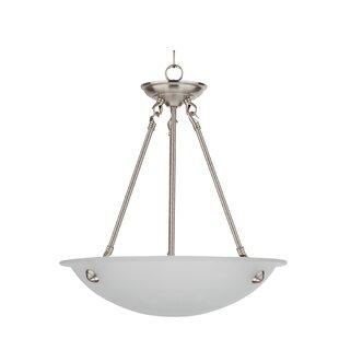 Whitfield Lighting Austin 3-Light Bowl Pendant