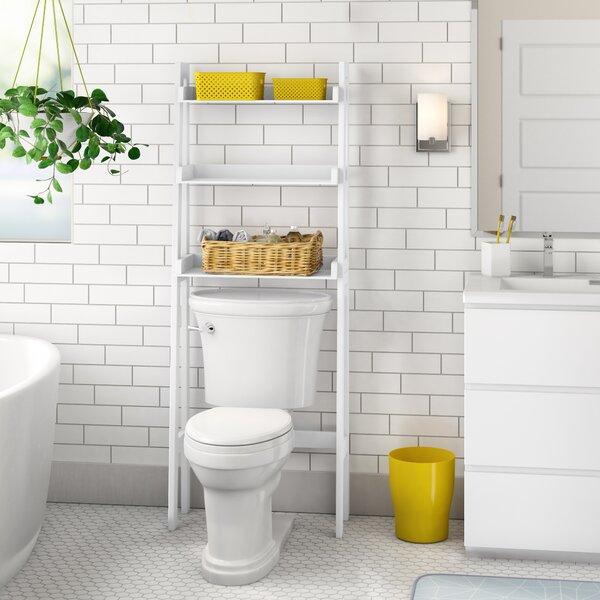 Prime Over Toilet Ladder Shelf Wayfair Spiritservingveterans Wood Chair Design Ideas Spiritservingveteransorg