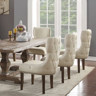 Loiselle Dining Chair by Gracie Oaks