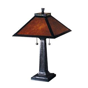 Online Reviews Wells 24.5 Table Lamp By Fleur De Lis Living