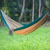 Milagros Single Parachute Nylon Camping Hammock