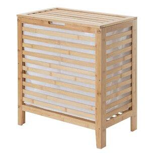 Bamboo Laundry Basket By House Of Hampton
