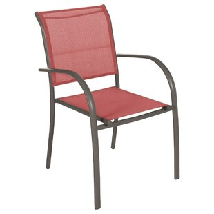 Antonioni Stacking Garden Chair By Sol 72 Outdoor