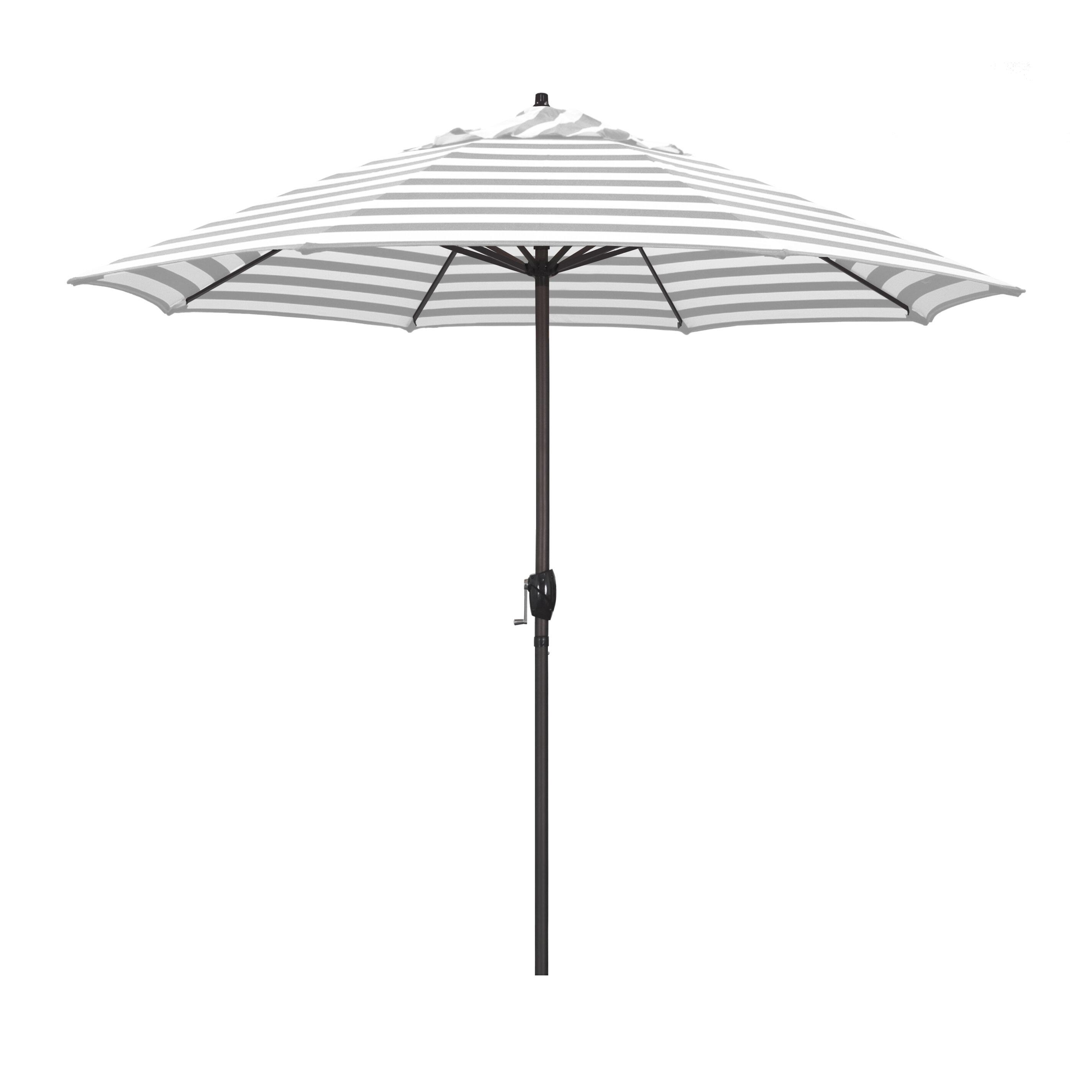 California Umbrella Sunline 9 X 9 Octagonal Market Umbrella Reviews Perigold