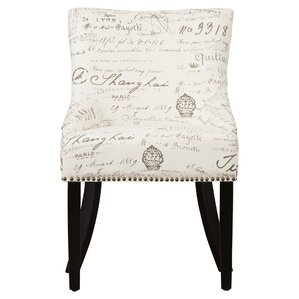 York Upholstered Dining Chair (Set of 2) ..