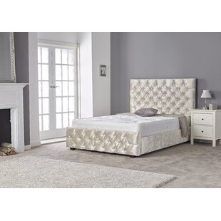 Ronnie Upholstered Bed Frame By Willa Arlo Interiors