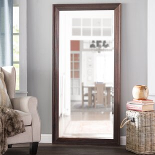 Scituate Barnwood Beveled Wall Mirror by Loon Peak