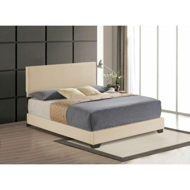 Red Barrel Studio Reposa Queen Low Profile Standard Bed Wayfair