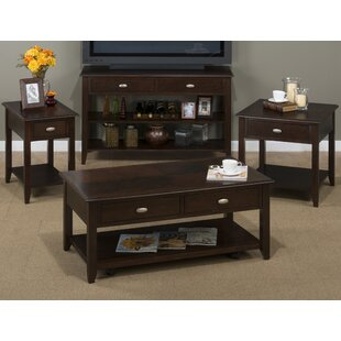 Beloit 3 Piece Coffee Table Set