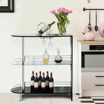 Bar Amp Wine Cabinets You Ll Love In 2020 Wayfair