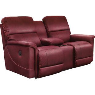 La-Z-Boy Oscar Reclining Loveseat with Co..