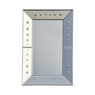 Mercer41 Aedesia Modern Glam Accent Mirror