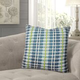 Tardiff Stripes Luxury Indoor/Outdoor Lumbar Pillow