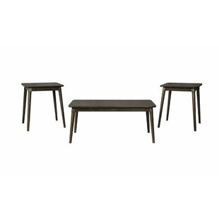 Teasley 3 Piece Coffee Table Set by Ivy Bronx