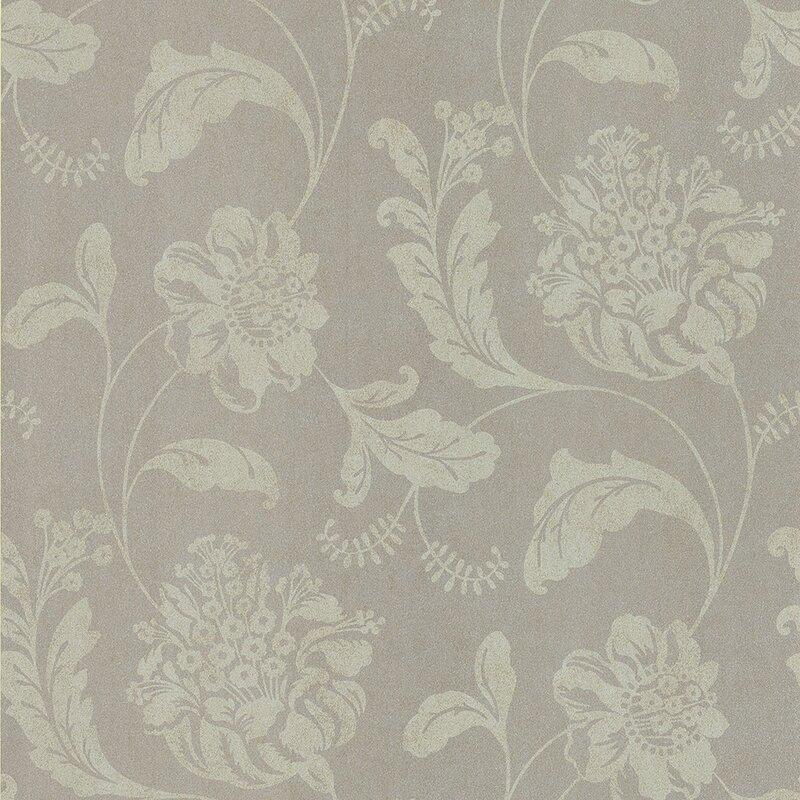 33 X 205 Gilly Jacobean Wallpaper